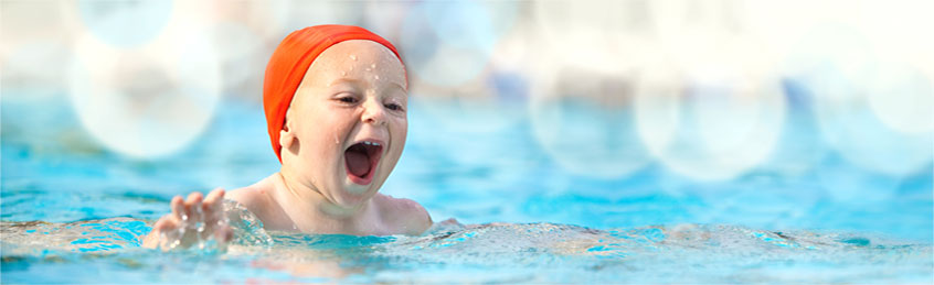 Toddler Swimming Lessons Toronto & North York