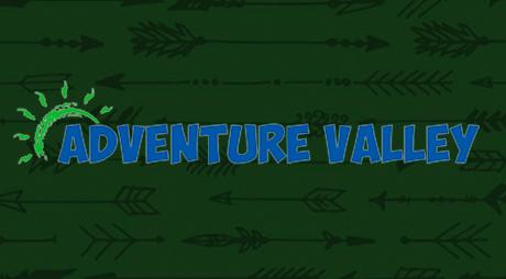 Adventure Valley Outdoor Pool